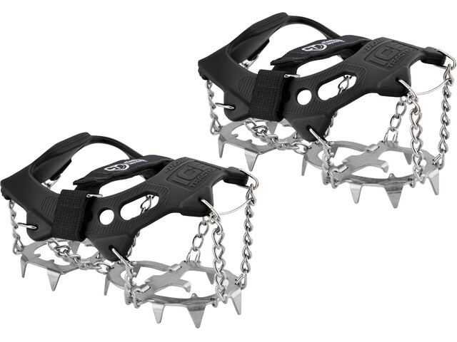 Climbing Technology Ice Traction - Crampones - Plus XL negro